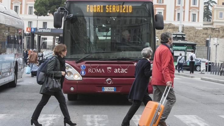 Roma, oggi il referendum sul futuro dell'Atac