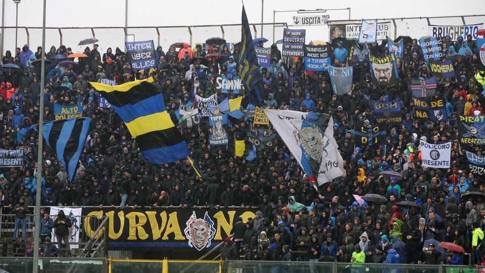 I tifosi dell'Inter ©