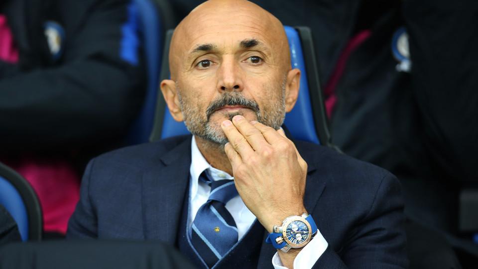 Luciano Spalletti, allenatore dell'Inter ©