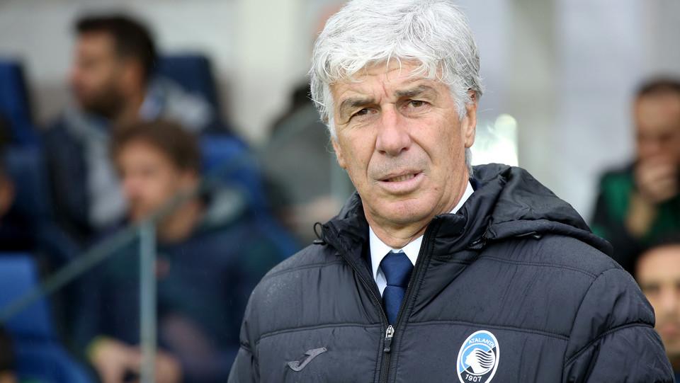 Gian Piero Gasperini, allenatore dell'Atalanta ©