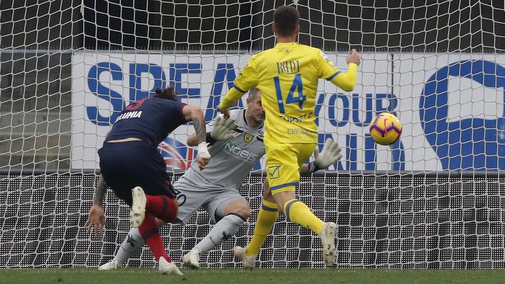 Serie A, Chievo-Bologna 2-2   Il Fotoracconto