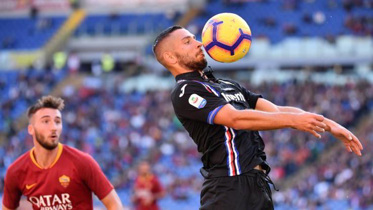 Serie A, Roma-Sampdoria 4-1 | Il Fotoracconto