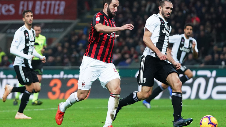 Serie A, Milan-Juventus 0-2 | Il Fotoracconto