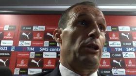 """Milan-Juve, Allegri: """"Bonucci fuori? Solo turnover"""""""