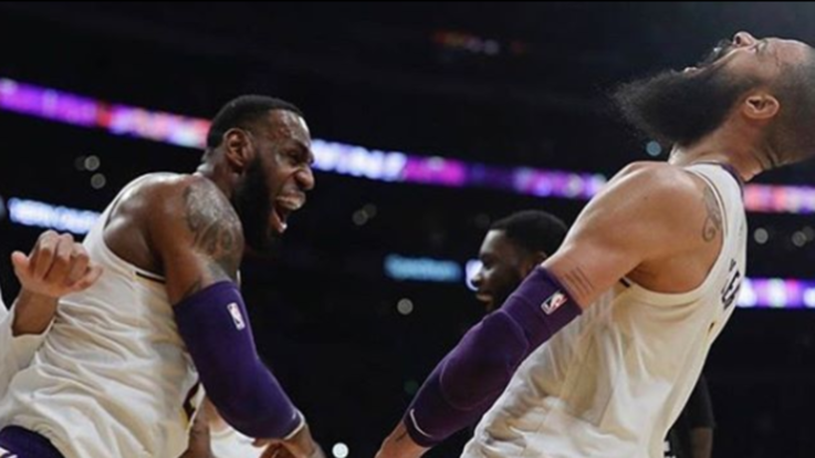 Nba, Boston ko a Portland, James trascina ancora i Lakers