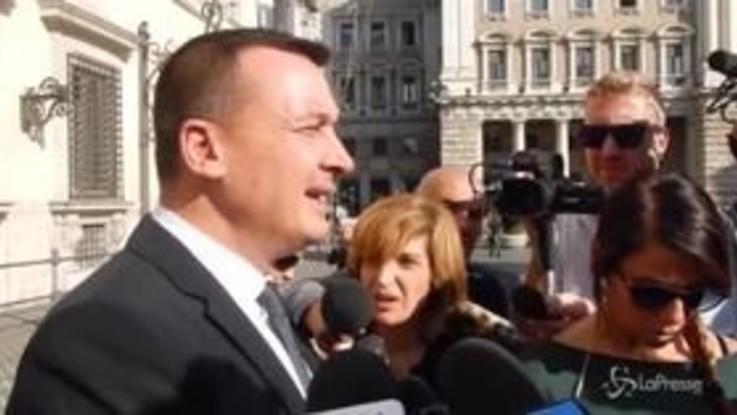 """Casalino: """"Non c'è stato alcun vertice, tra Conte e Salvini solo una riunione informale"""""""