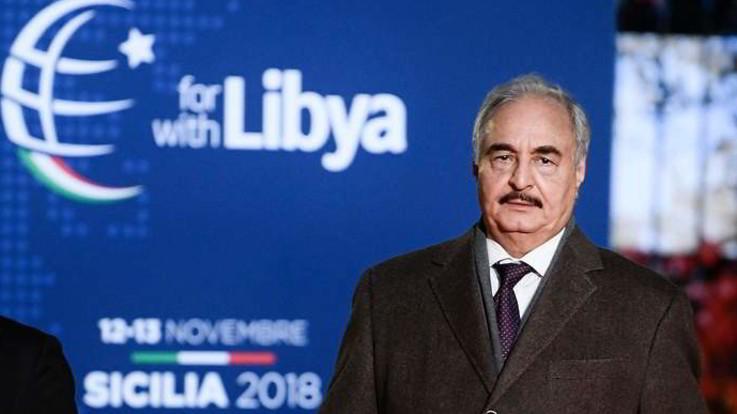 Libia, Haftar non partecipa al vertice di Palermo
