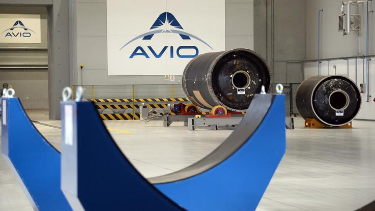 Avio, testato con successo il prototipo del motore M10 a metano