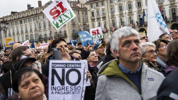 """Tav, Chiamparino: """"Senza Stato la faremo noi"""". Appendino rilancia il dialogo"""