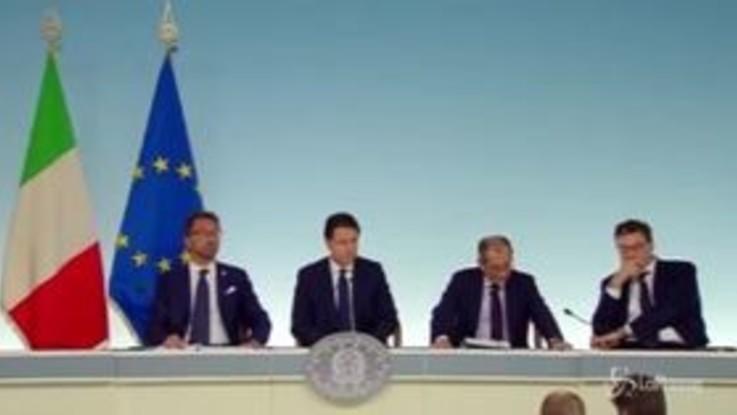 Manovra, prevale la linea dura contro l'Ue