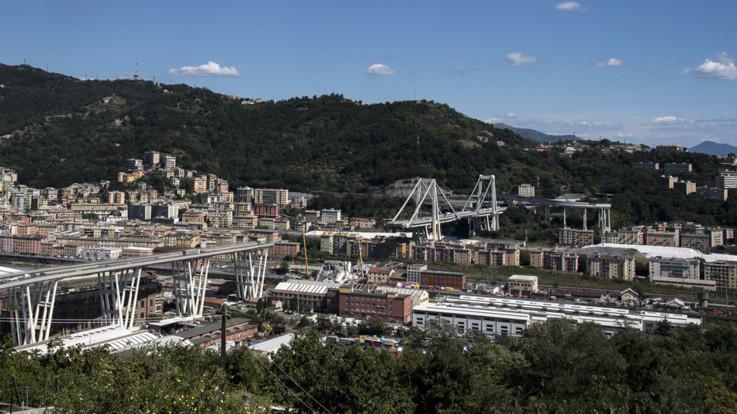 Genova, tre mesi dalla tragedia. La città piange tra decreto in ritardo e tempi di ricostruzione incerti