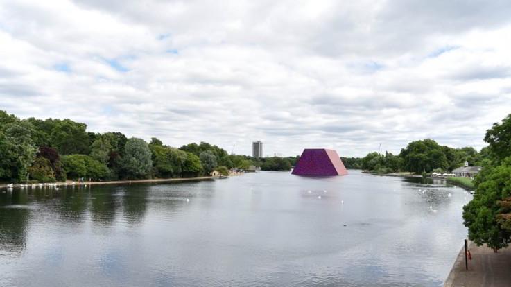 Londra, trovato a Hyde Park proiettile di mortaio inesploso della Seconda Guerra Mondiale