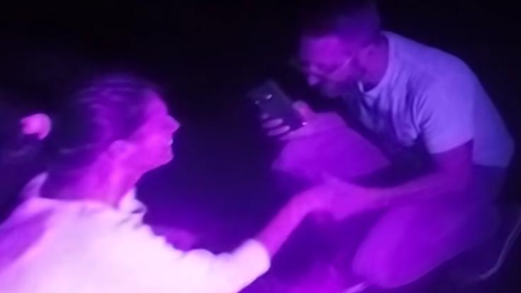 Amanda Knox si sposa: il video della proposta fantascientifica