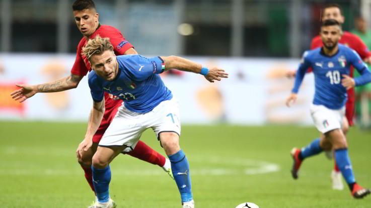 Nations League: buona Italia, ma manca il gol. Col Portogallo è 0-0, lusitani alle Final Four