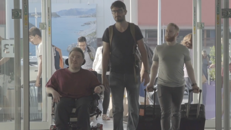 In viaggio con Luca, l'originale campagna di Parent Project parte dai fiordi