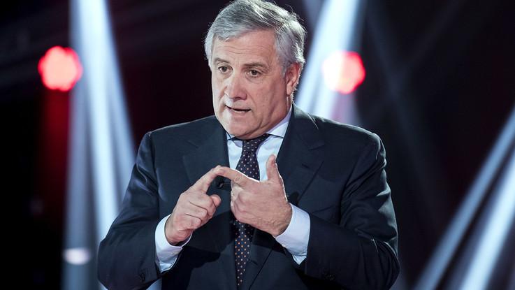 """Ue, Tajani: """"Mi ricandiderò per il secondo mandato all'Europarlamento"""""""