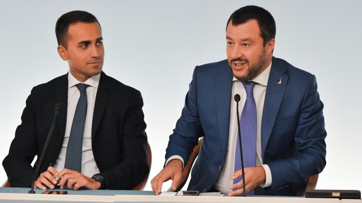 Rifiuti, gli inceneritori dividono Di Maio e Salvini, ma l'intesa è vicina