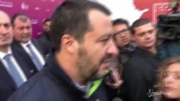 """Salvini: """"Ho ben presente le emergenze di Milano, sono Rogoredo e Trenord"""""""
