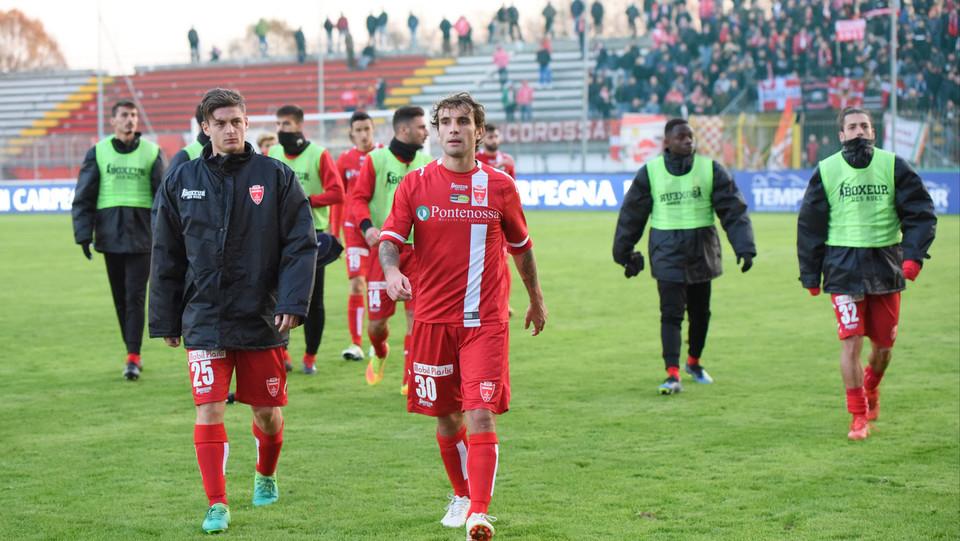 Monza-Pordenone 0-2 - Monza deluso per la sconfitta ©