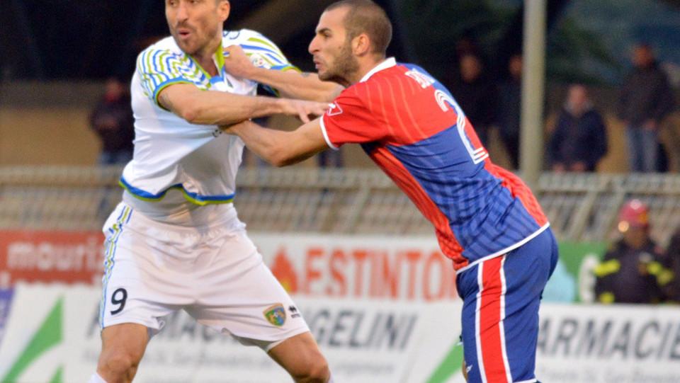 Sambenedettese-Feralpisalò 2-0 - Caracciolo e Biondi si controllano ©