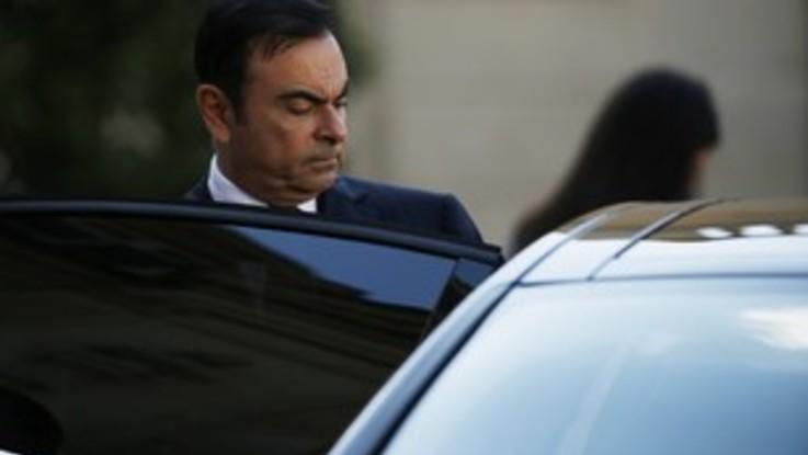 Tokyo arrestato Carlos Goshn presidente Renault-Nissan-Mitsubishi