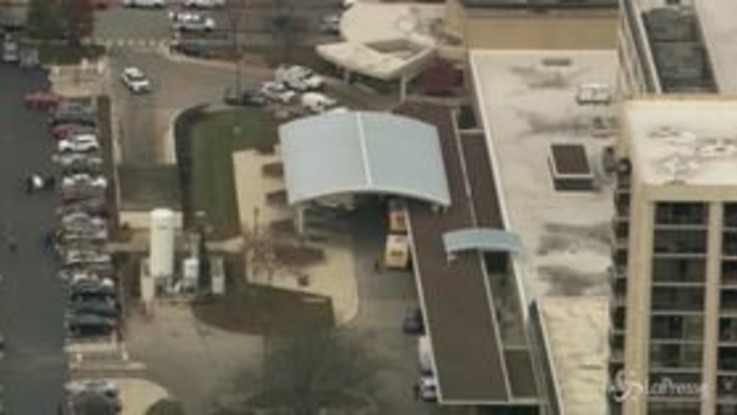 Sparatoria in un ospedale di Chicago: 4 morti