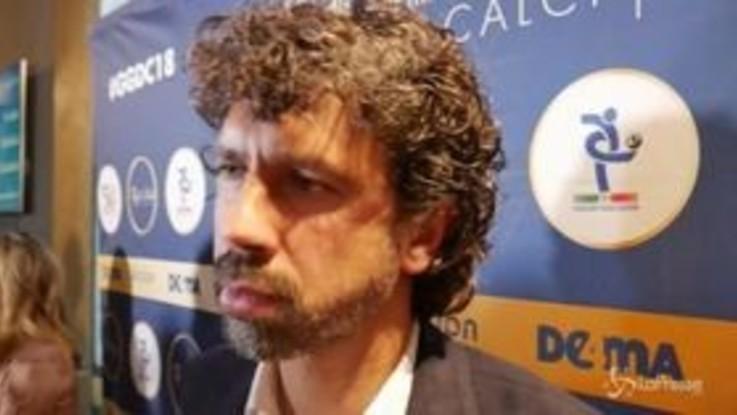 """Aggressione all'arbitro, Tommasi: """"Punire chi si macchia di violenza"""""""