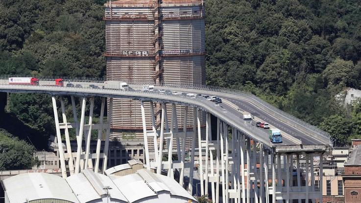 """Ponte Morandi, gli architetti: """"Non demolirlo, ma metterlo in sicureezza"""""""