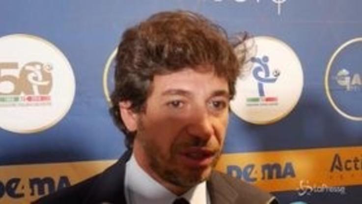 """Albertini: """"Spero giochino sempre più italiani in Serie A"""""""