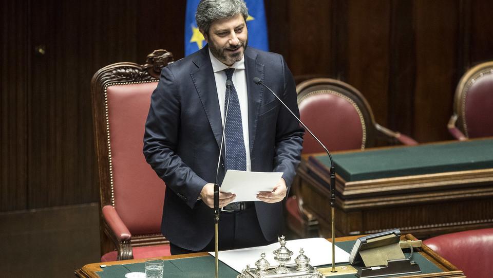 Roberto Fico, presidente della Camera ©