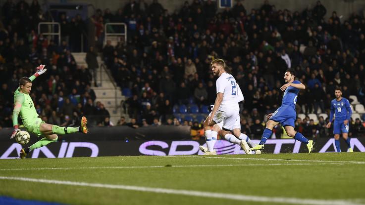 Italia giovane e pazza: Politano fa 1-0 all'ultimo respiro contro gli Usa