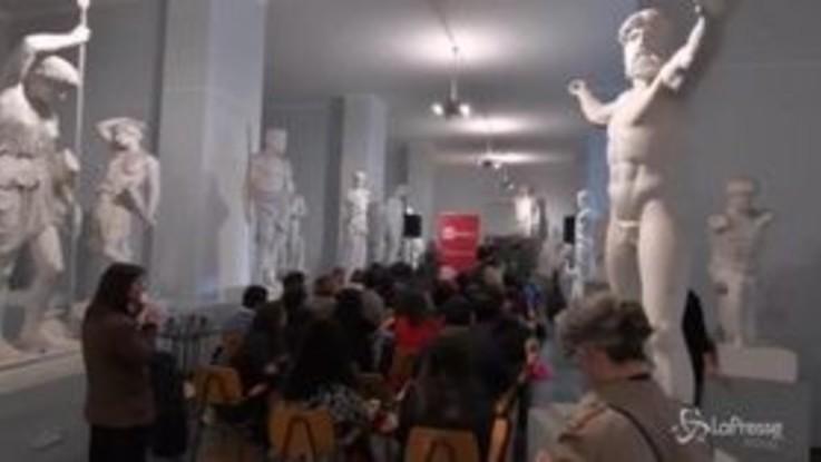 """Roma, """"Non è un Paese per giovani"""" in diretta dalla Sapienza"""