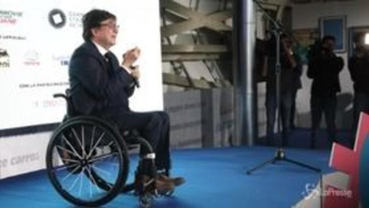 "Festival Paralimpico, Pancalli: ""Contagiamo positivamente il Paese"""