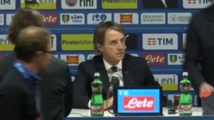 L'Italia di Mancini sorride nel recupero, 1-0 agli Usa