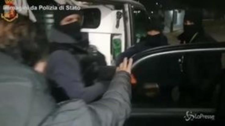 Lupo solitario dell'Isis catturato a Milano: il momento dell'arresto