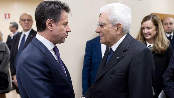 Manovra, Mattarella punta su dialogo: continuano contatti con Conte