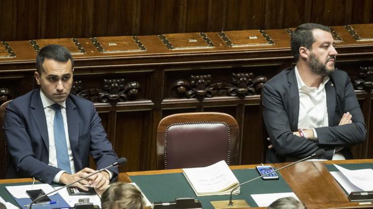 M5S, è gelo con la Lega: rapporti ai minimi e credito di fiducia in Salvini finito