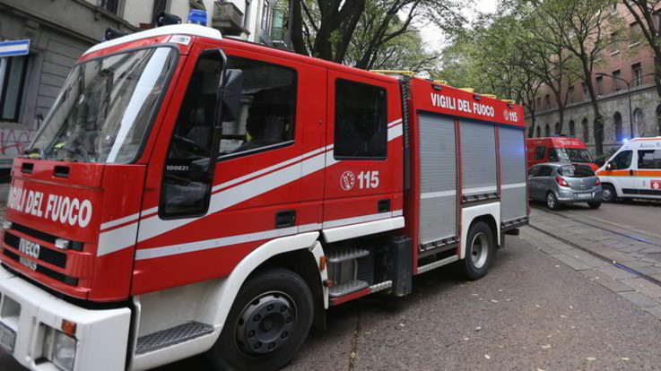 Mestre, incendio in un'associazione di volontariato: trovati due cadaveri semicarbonizzati