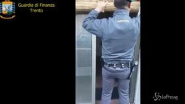 Trento, la guardia di finanza stronca una filiera del falso online