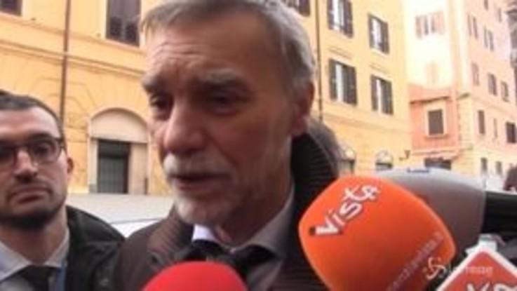 """Delrio (Pd): """"Stimo Zingaretti e Minniti, ma per le primarie preferisco il progetto di Martina"""""""