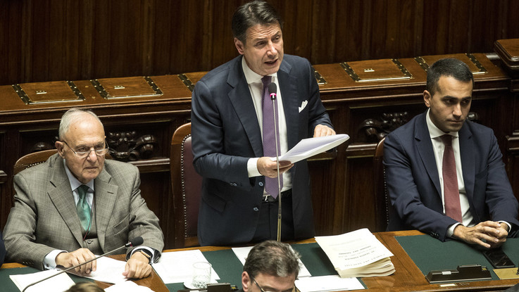 "Conte: ""Spiegheremo all'Ue. Pronti a modifiche in Parlamento, ma senza alterare la ratio"""