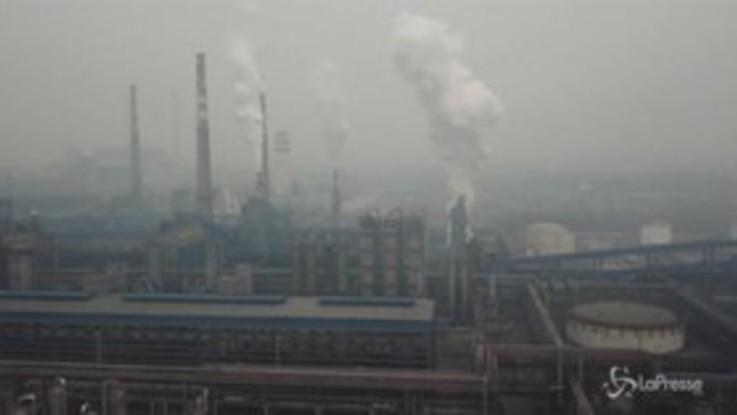 Allarme dell'Onu: i cambiamenti climatici saranno sempre più distruttivi