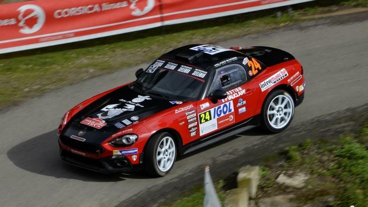 Abarth: ultimo weekend della stagione per la 124 Rally