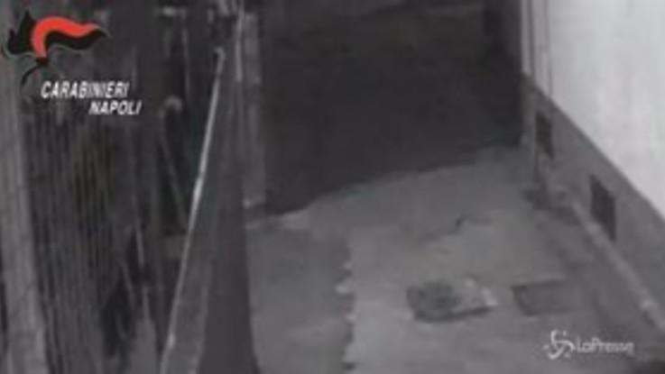 Napoli, 19enne nipote del boss spara contro i carabinieri: arrestato anche il nonno