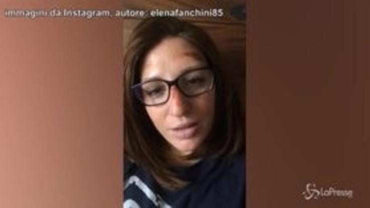 Elena Fanchini in lacrime sui social dopo l'infortunio, si ritira dallo sci?