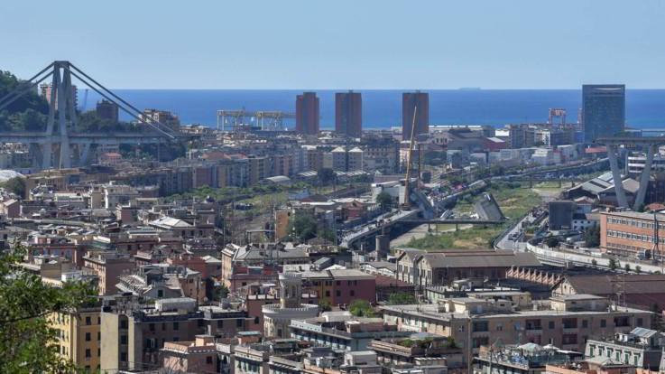 Ponte Morandi, Autostrade per l'Italia obbligo di ricostruire