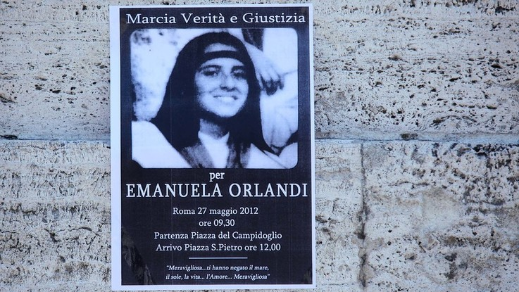 Il mistero Emanuela Orlandi: 35 anni di false piste