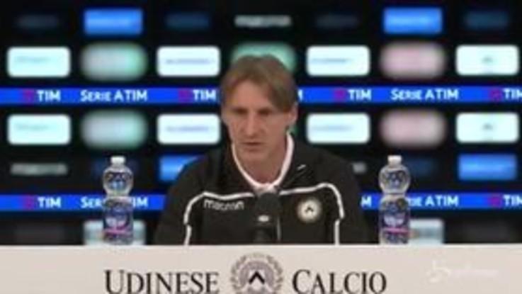 "Udinese, Nicola: ""Dobbiamo essere squadra"""