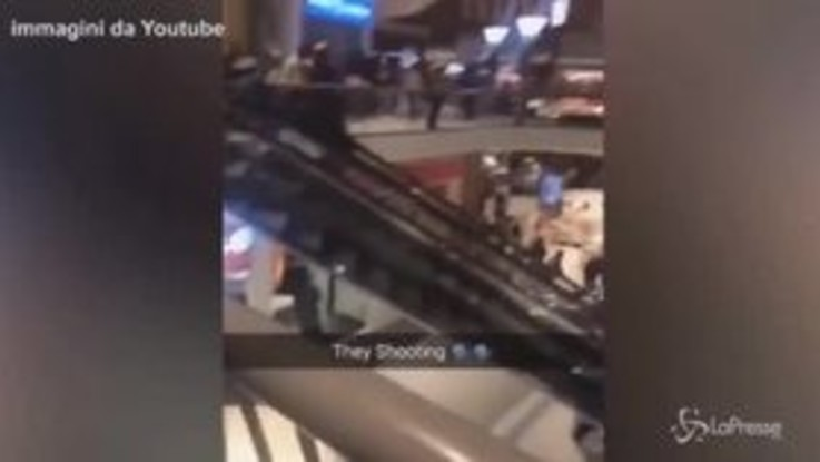 Usa, spari in un centro commerciale in Alabama durante il black friday