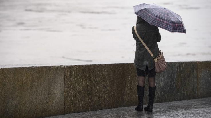 Weekend con il brutto tempo, temporali da nord a sud: il meteo del 24 e 25 novembre